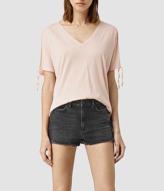 Mujer Camiseta Kay (CAMI PINK) - product_image_alt_text_1