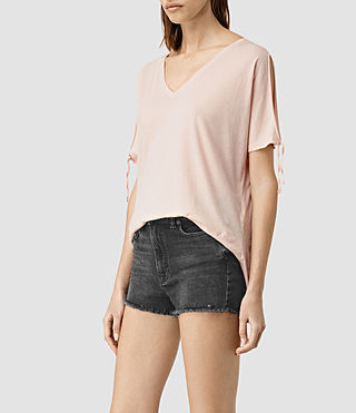 Mujer Camiseta Kay (CAMI PINK) - product_image_alt_text_2