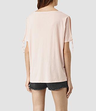 Mujer Camiseta Kay (CAMI PINK) - product_image_alt_text_3