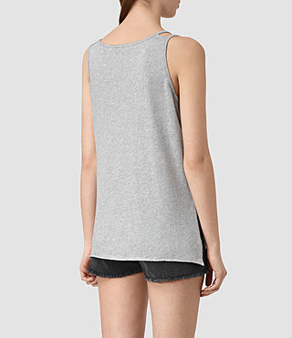Womens Lee Tank (Mist Grey Marl) - product_image_alt_text_4