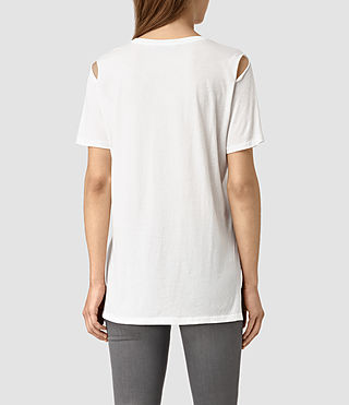 Mujer Mewa Tee (Chalk White) - product_image_alt_text_4