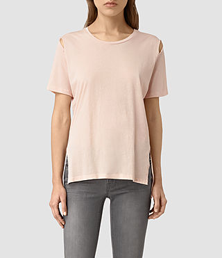 Mujer Camiseta Mewa (CAMI PINK) - product_image_alt_text_1