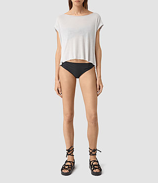 Damen Ola Bikini Bottom (Black)