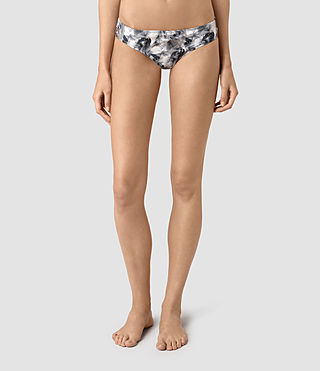 Mujer Soma Island Bikini Bottom (ASH PINK) - product_image_alt_text_2