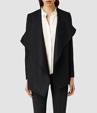 Womens Ora Jacket (Black)