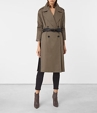 Women's Marlo Mac (Khaki Green)