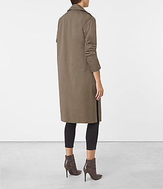 Women's Marlo Mac (Khaki Green) - product_image_alt_text_3
