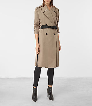 Womens Marlo Mac (SAND BROWN) - product_image_alt_text_1