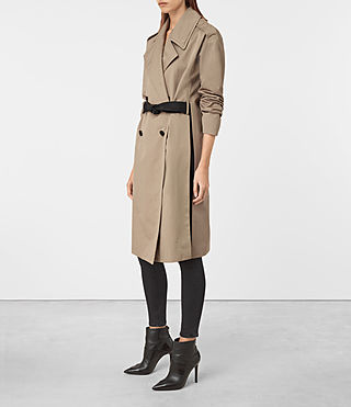 Women's Marlo Mac (SAND BROWN) - product_image_alt_text_3
