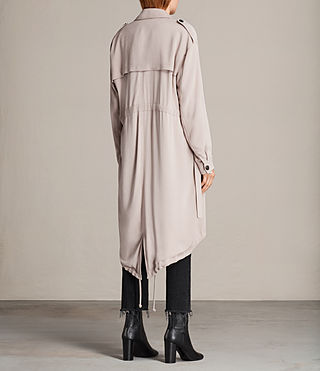 Womens Lia Mac (Dusty Pink) - product_image_alt_text_6