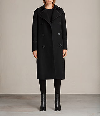 Women's Ripley Coat (Black) -