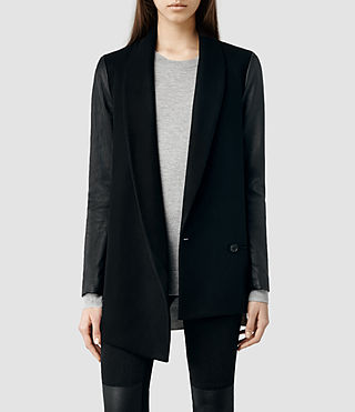 Womens Emery Jacket (Black)