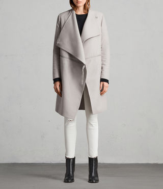 cappotto ora zip