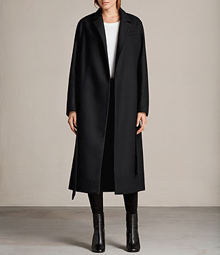 Donne Cappotto Sienna (Black) - Image 3