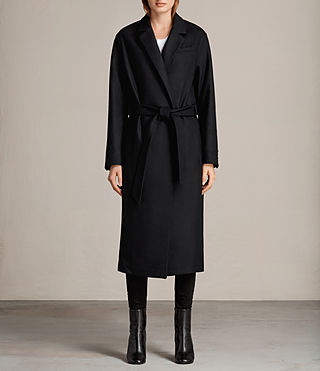 Donne Cappotto Sienna (Black) - Image 5