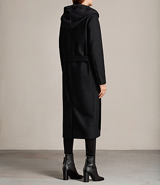 Donne Cappotto Sienna (Black) - Image 6