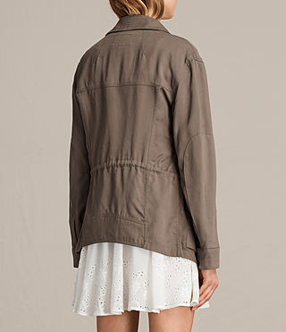 Damen Amaris Jacke (DUST OLIVE GREEN) - product_image_alt_text_4