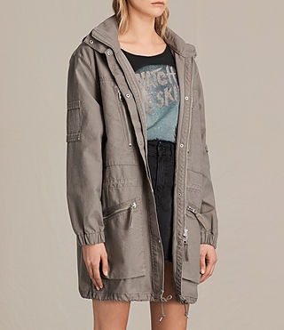 Donne Parka Skyler (SOFT KHAKI GREEN) - product_image_alt_text_3