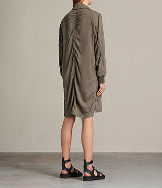 Donne Parka Oren (DARK FERN GREEN) - product_image_alt_text_5