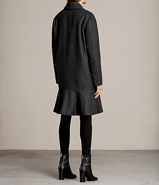 Donne Cappotto Grace (Charcoal Grey) - Image 6