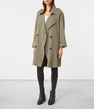Womens Adalia Mac (SAGE GREEN)