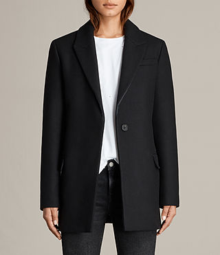 Women's Thea Jacket (Black) -