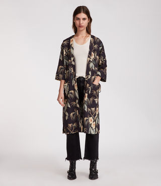 Womens Kos Kimono (Ink)