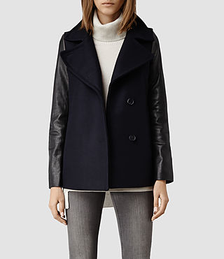 Womens Ishba Peacoat (Ink)