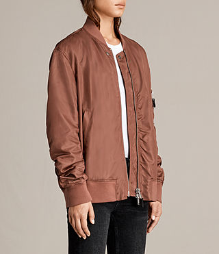 Mujer Bomber Myra (Rust) - product_image_alt_text_3