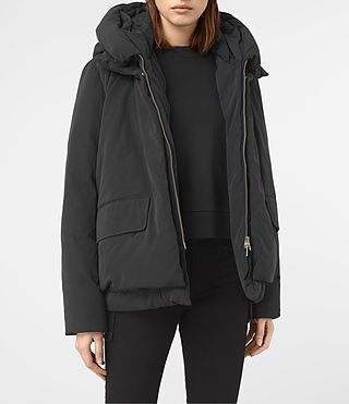 Women's Estra Jacket (Black)