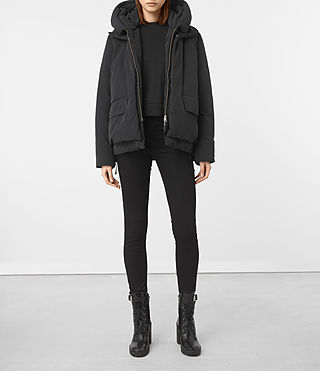 Donne Estra Jacket (Black) - product_image_alt_text_2
