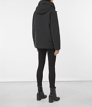 Donne Estra Jacket (Black) - product_image_alt_text_4