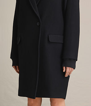 Mujer Ada Coat (Black) - product_image_alt_text_4