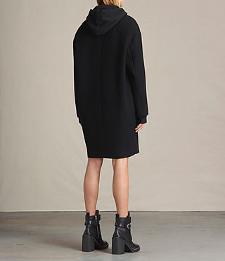 Mujer Ada Coat (Black) - product_image_alt_text_5
