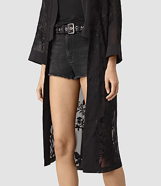 Donne Amarey Kimono (Black) - product_image_alt_text_2