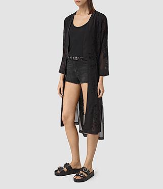 Donne Amarey Kimono (Black) - product_image_alt_text_3