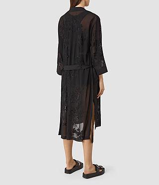 Donne Amarey Kimono (Black) - product_image_alt_text_4