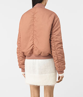 Mujer Opex Bomber (SMOKE ORANGE) - product_image_alt_text_3