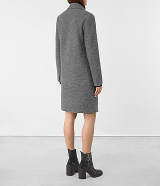 Mujer Ellis Coat (Grey) - product_image_alt_text_4