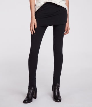 Raffi Stirrup Leggings
