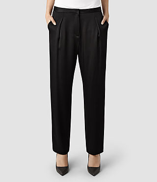 Womens Tila Pant (Black)