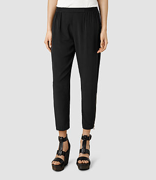 Womens Helena Pant (Black) - product_image_alt_text_1