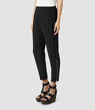 Womens Helena Pant (Black) - product_image_alt_text_2