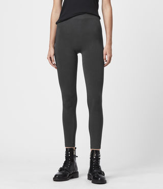 Mujer Bri Leggings (Charcoal) - product_image_alt_text_3