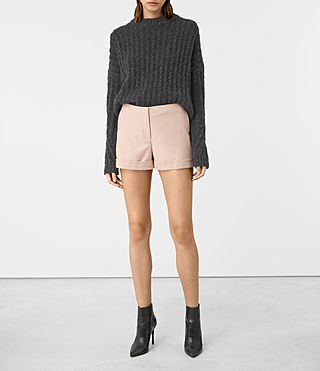 Damen Alyas Shorts (Dusty Pink)