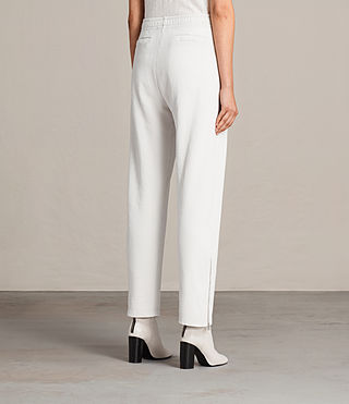 Damen Paola Trackpant (IVORY WHITE) - product_image_alt_text_3