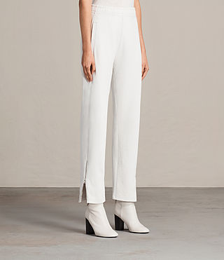 Damen Paola Trackpant (IVORY WHITE) - product_image_alt_text_4