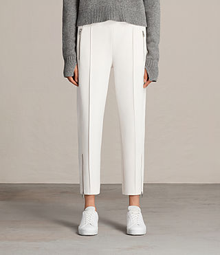 Damen Lia Jogginghose (NATURAL WHITE) - Image 1