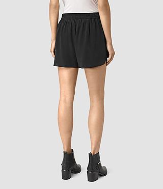 Femmes Kaplan Shorts (Black) - product_image_alt_text_4