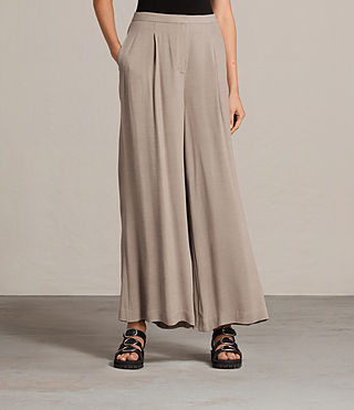 Donne Pantaloni Max (POWDER GREY) - Image 1